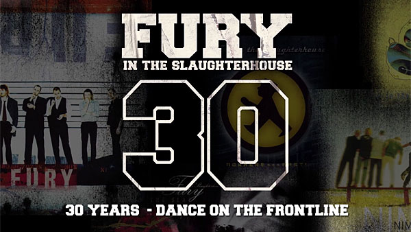 "Fury In The Slaughterhouse - Making Of ""30 Years"""